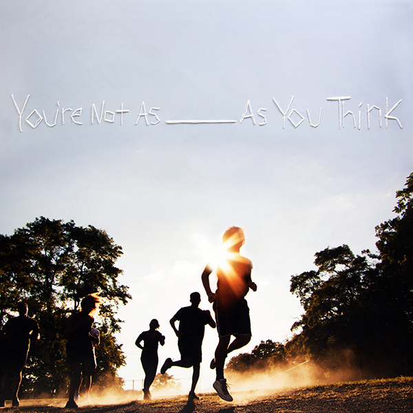 Sorority Noise - You're Not As ___ As You Think - Artwork