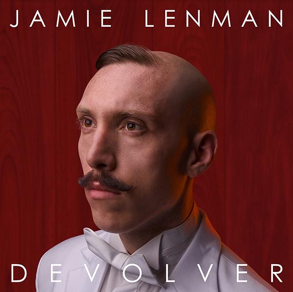 Jamie Lenman - Devolver - Artwork